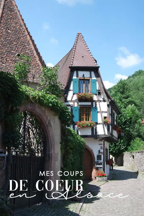 mes coups de coeur en Alsace