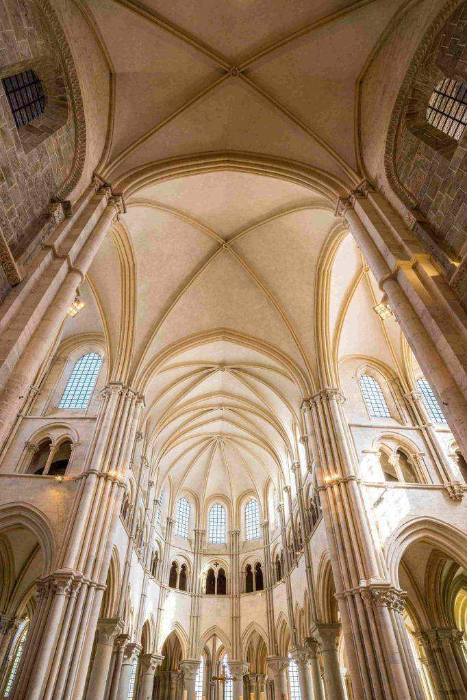 Basilique Sainte Madeleine - Vezelay
