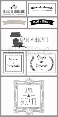 Logo Graine de Brocante (recherche)