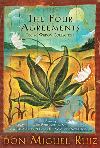 The Four Agreements Toltec Wisdom Collection: 3-Book Boxed Set - Claire Samuel