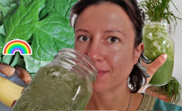 What is the most classical #greensmoothie ever ? (it's also absolutely yummy!)