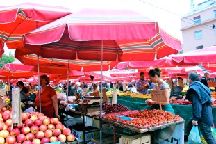 The Dolac Market