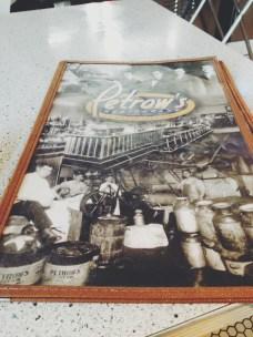Petrow's, since 1957
