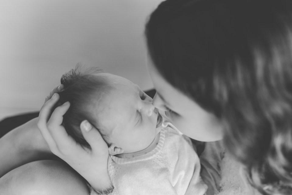 Sussex newborn photography