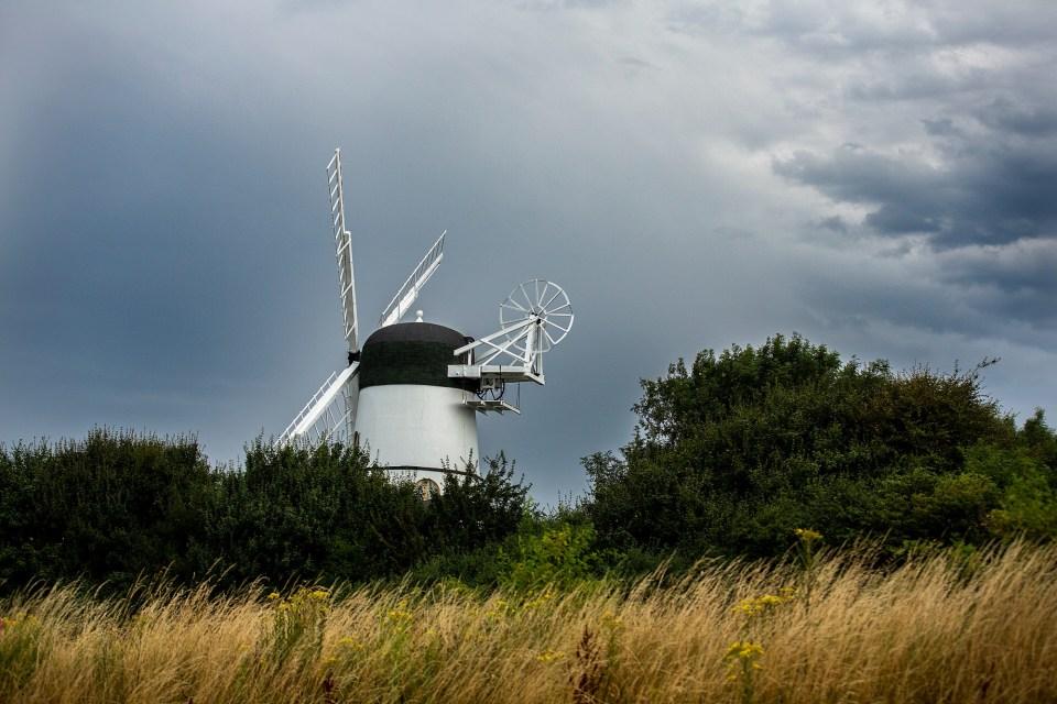 Patcham Windmill Brighton