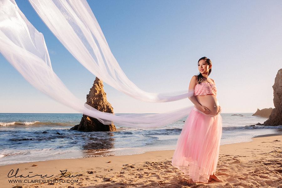 Malibu_El_Matador_Beach_Maternity-12