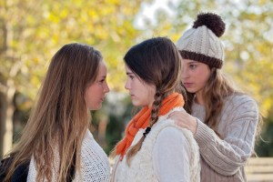 """Frenemies!! Navigating Your Child's """"Bad"""" Friends"""