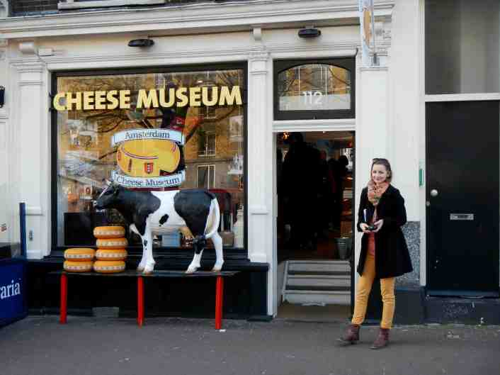 Amsterdam Musée du fromage