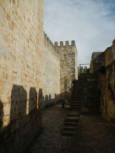 Château de Sao Jorge, Lisbonne