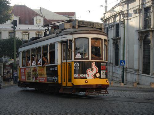 Lisbonne quartier Alfama Claironyva