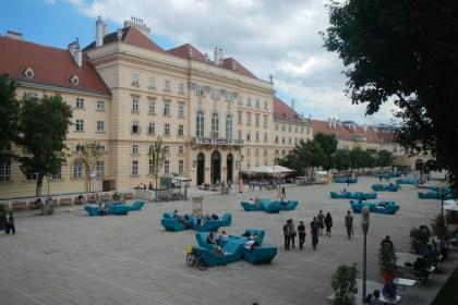 Vienne Claironyva quartier des musées