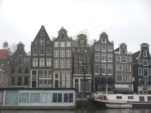 Dancing Houses Amsterdam