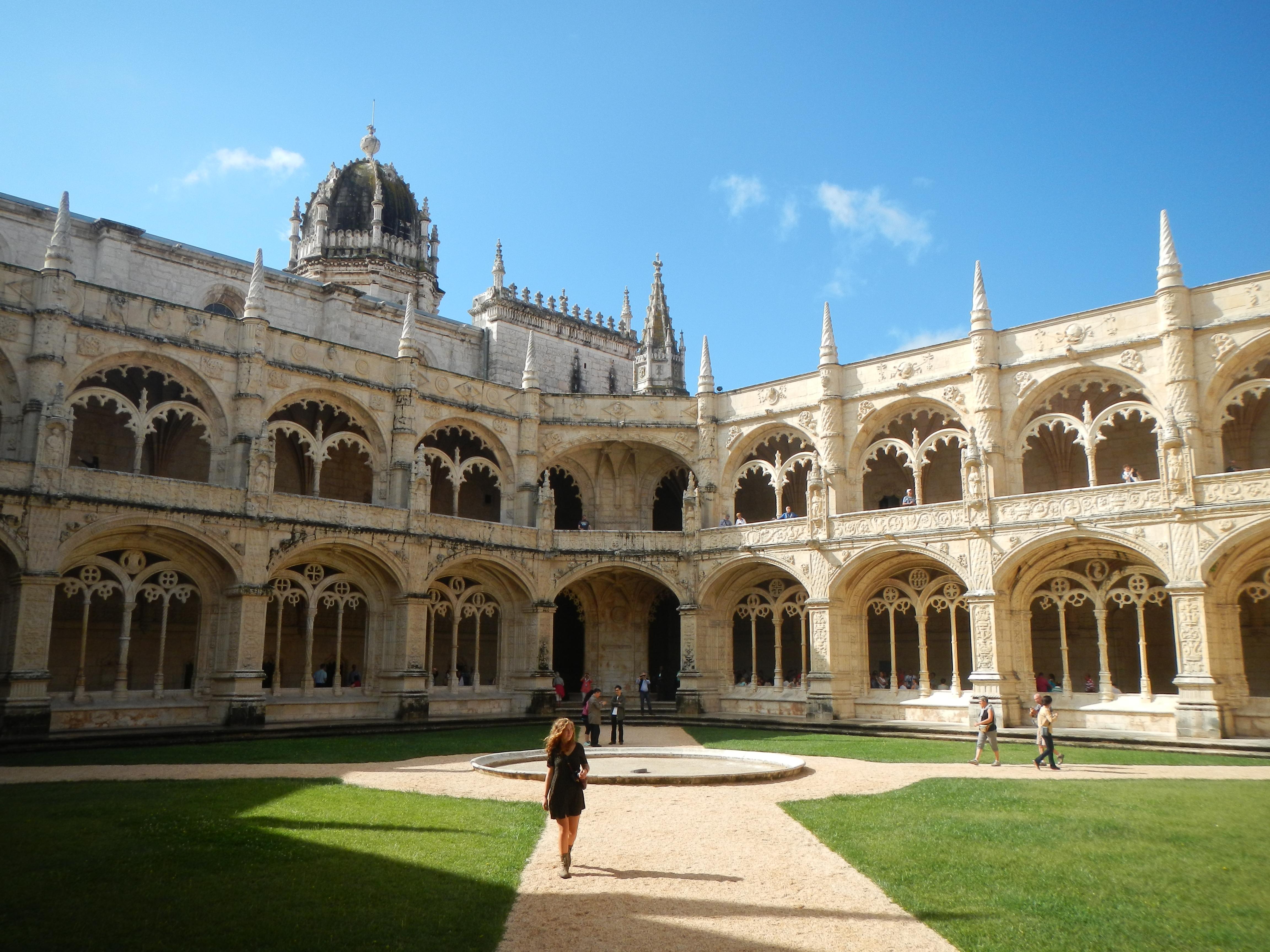 Le Mosteiro dos Jeronimos
