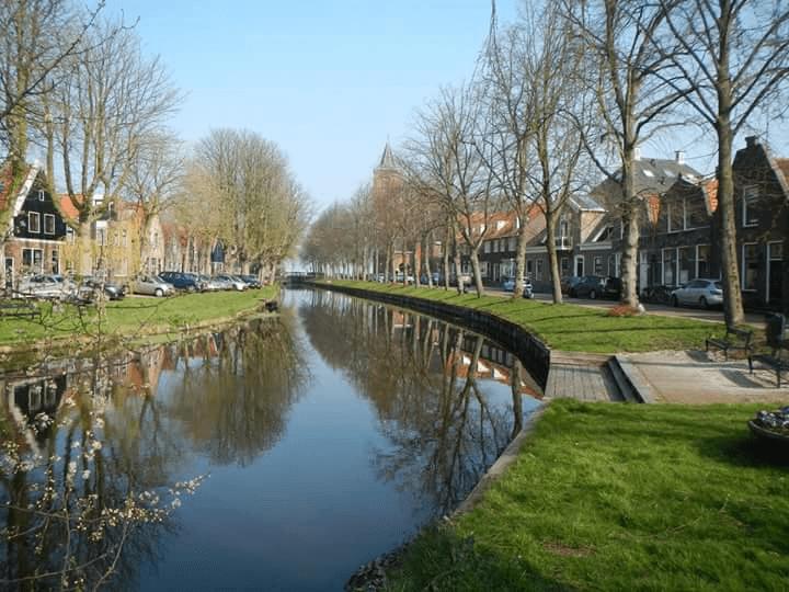 La jolie ville d'Edam Amsterdam - Claironyva