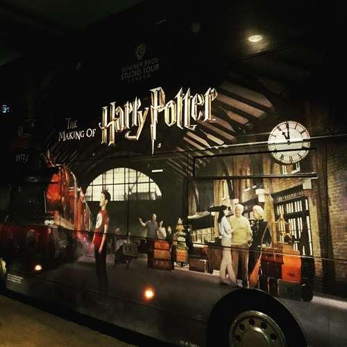 Organisation voyage Londres - bus pour les studios d'Harry Potter - Claironyva