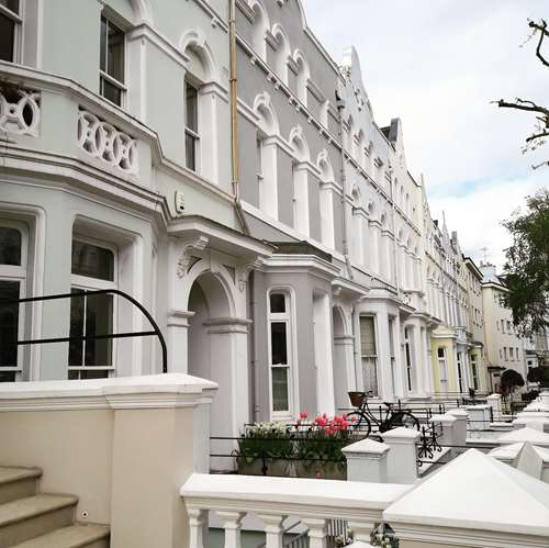 Londres Notting Hill