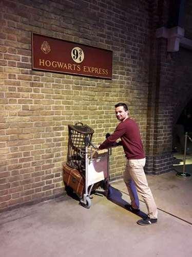 Londres - Studio Harry Potter