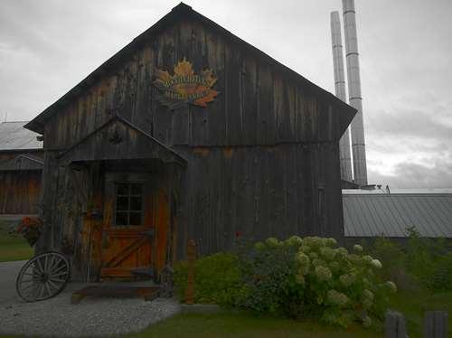 Claironyva Canada Fabrique de sirop d'érable