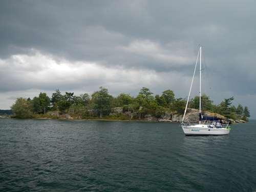 Claironyva Canada Gananoque Croisière Mille Iles