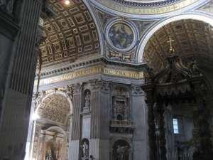 Italie - Rome - Basilique Saint Pierre - Claironyva