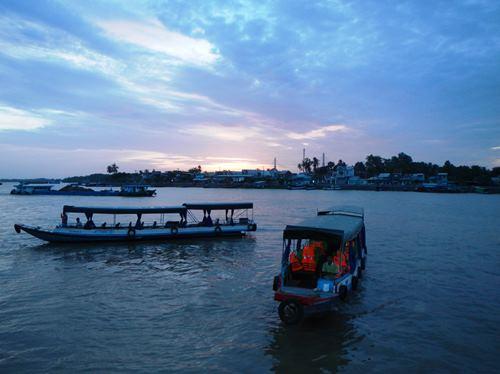 Claironyva-Vietnam-CanTho-depart-excursion-aurore