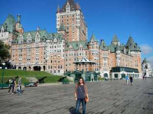 Québec - Château de Frontenac - Canada