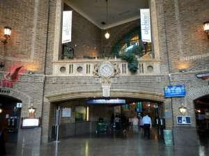 Gare de Québec - Canada