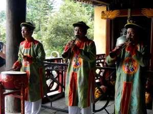 Temple To Mieu, cérémonie musicale