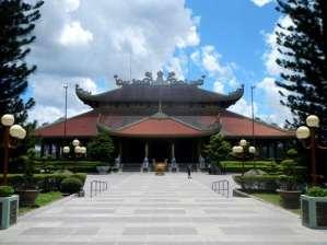 Temple près des Tunnels de Cu Chi