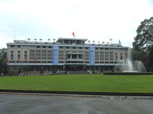 Claironyva Vietnam Ho Chi Minh Saigon Palais de la Réunification