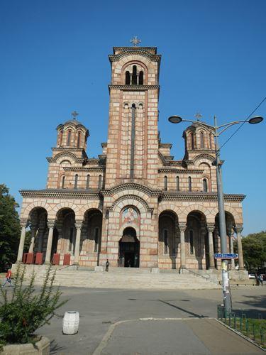 Claironyva Belgrade Eglise Saint Marc