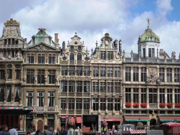 Claironyva Bruges Bruxelles cover