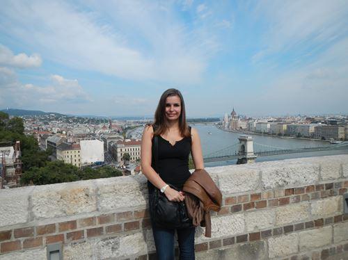 En solo à Budapest