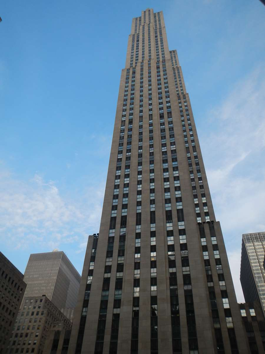 Claironyva New York Top of the Rock