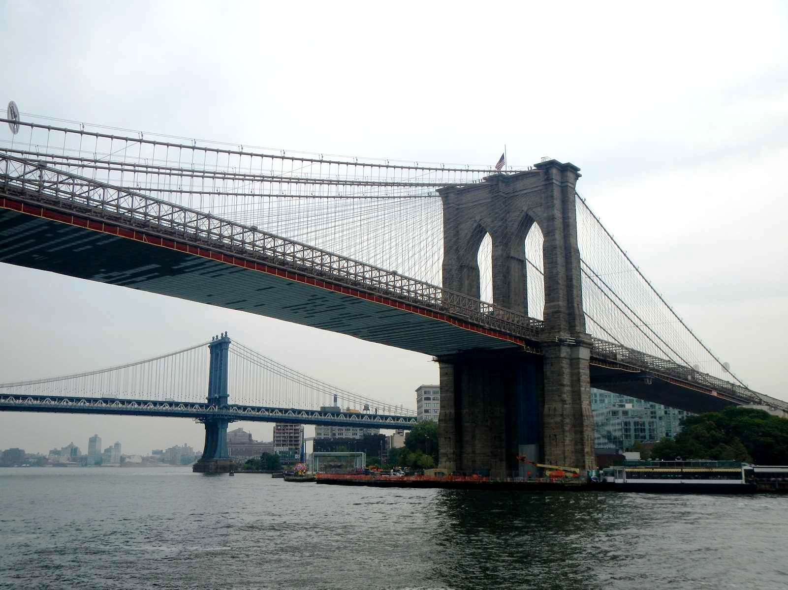 New York - Brooklyn Bridge Claironyva