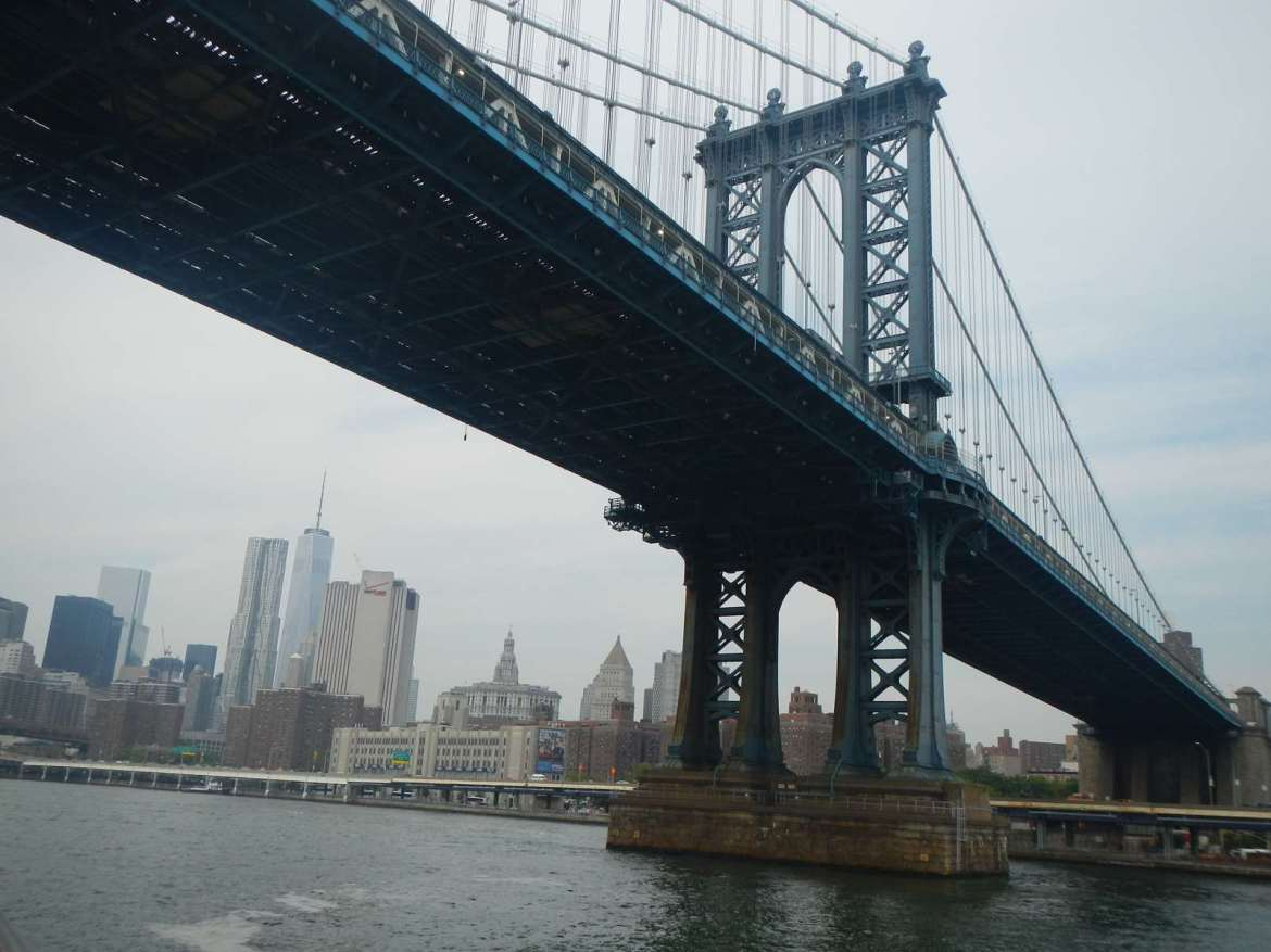 New York - Manhattan Bridge