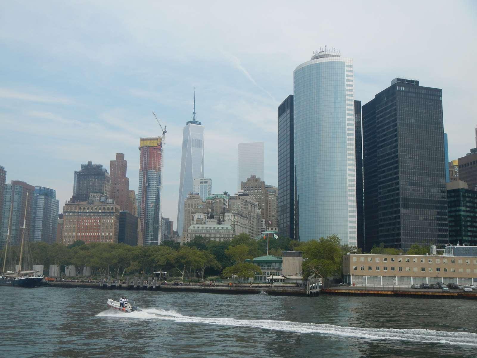 New York - Balade en bateau