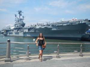 New York - Intrepid