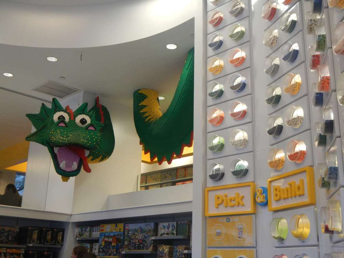 New York - Lego Store