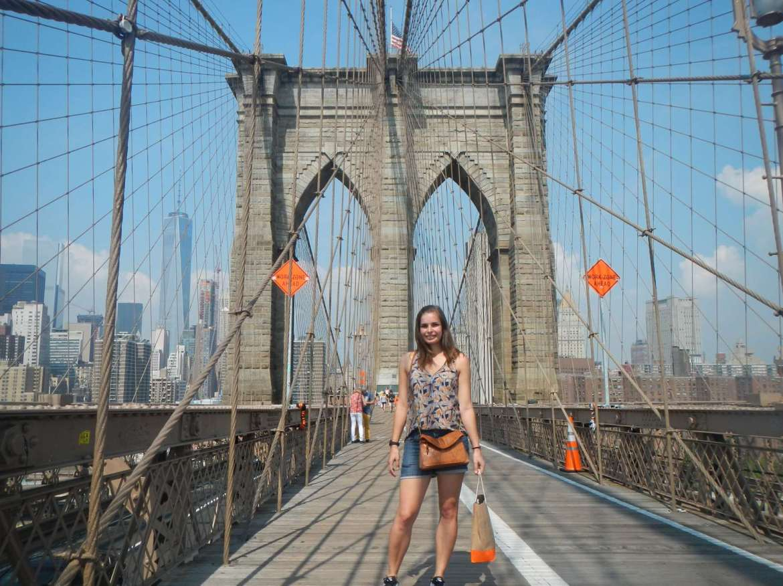 Cover Claironyva New York - Brooklyn Bridge