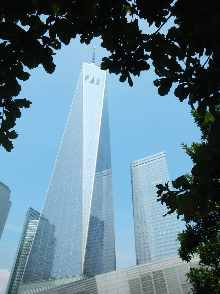 New York Memorial - Nouvelle Tour