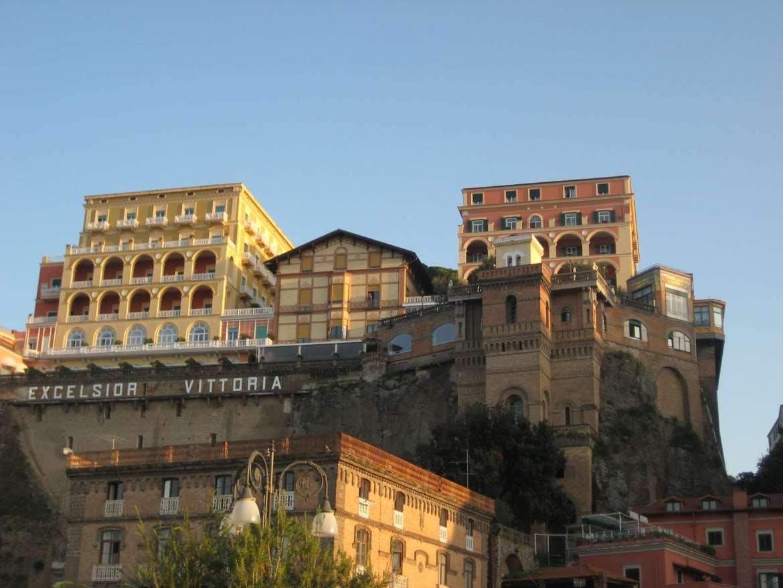 Italie-Capri - Traversée depuis Sorrento Claironyva