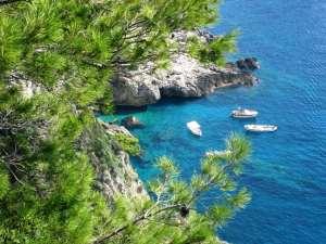 Italie-Capri