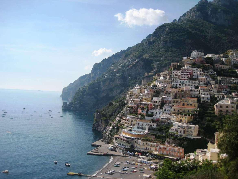 Italie- Côte amalfitaine - Positano