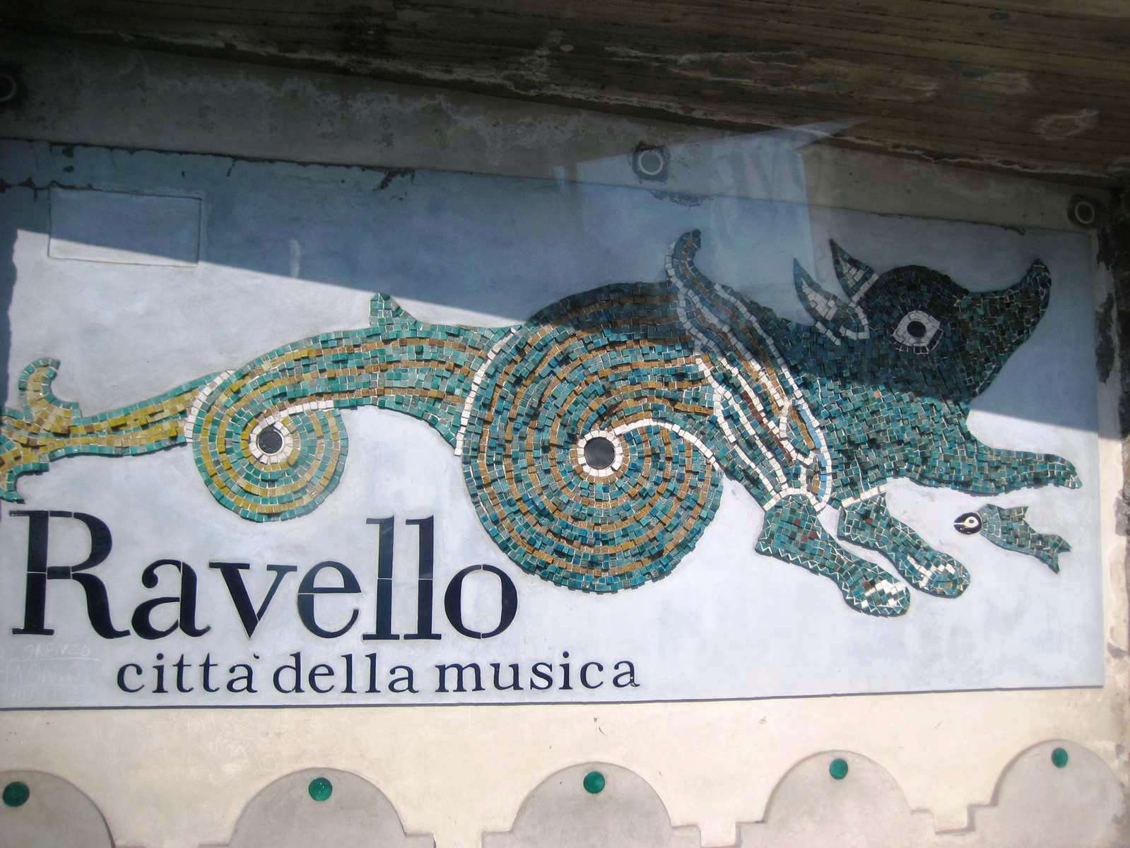 Italie-Côte amalfitaine Ravello
