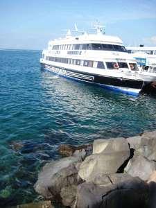 Italie-Sorrento - Ferry