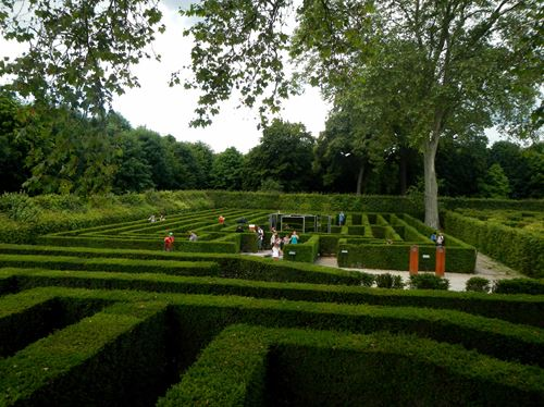Vienne Claironyva Palais de Shonbrunn