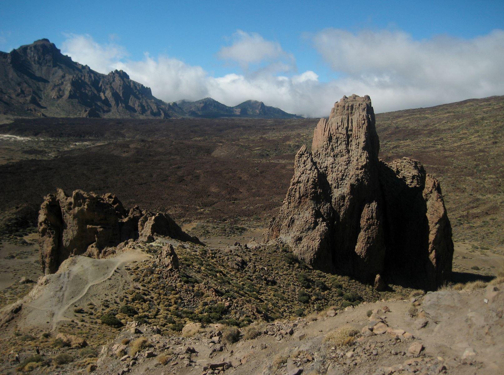 Tenerife La Roques de Garcia Claironyva