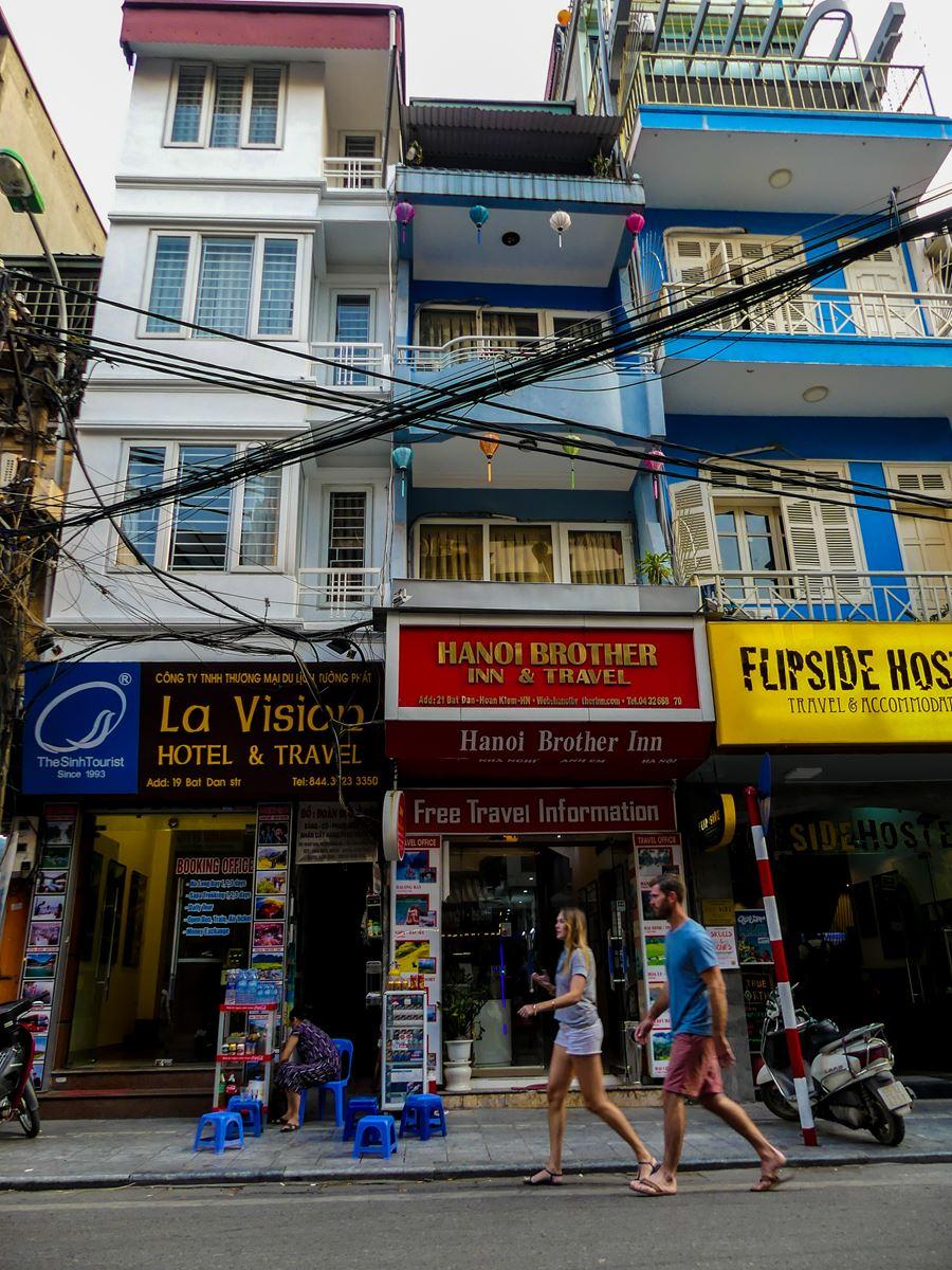 Vietnam Hanoi Hotel Hanoi Brother inn & Travel