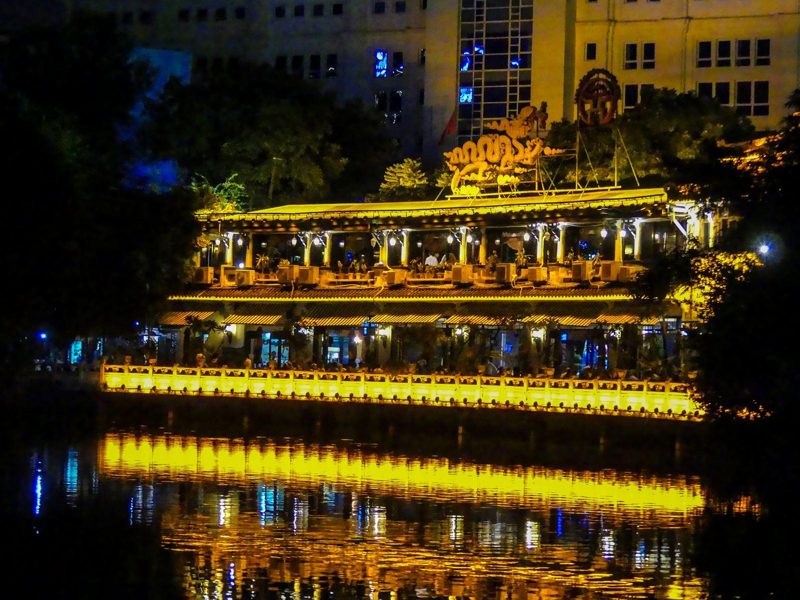 Claironyva Vientam Hanoi Lac Hoam Kiem